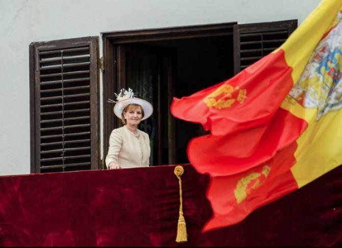 Grădiniţa 'Regina-Mamă Elena', inaugurată la Săvârşin în prezenţa Custodelui Coroanei