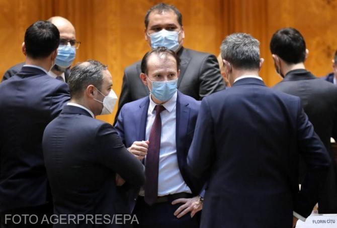 Liderii coaliției de guvernare nu se înțeleg pe buget