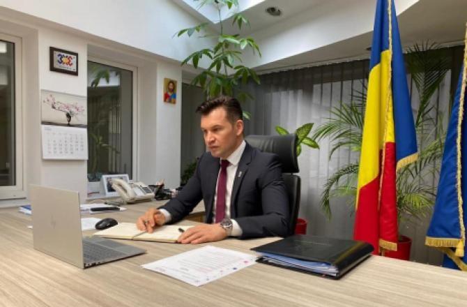 Ionuţ Stroe, reacţie după verdictul UEFA în scandalul Colţescu. Sursa: Facebook
