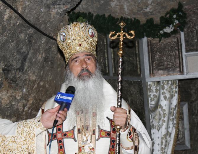 IPS Teodosie, Arhiepiscopul Tomisului  Foto: Crișan Andreescu