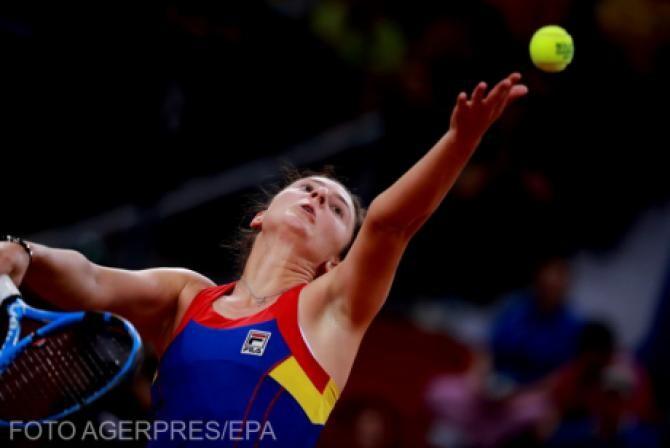 Irina Begu, victorie în sferturi la Gippsland Trophy