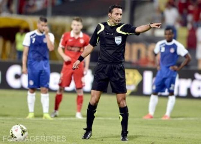 UEFA a spus că  nu a fost rasism la Colţescu