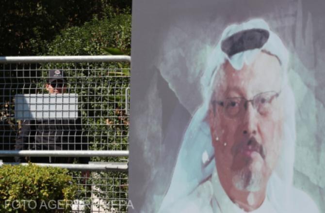 Raport CIA privind asasinarea lui Jamal Khashoggi