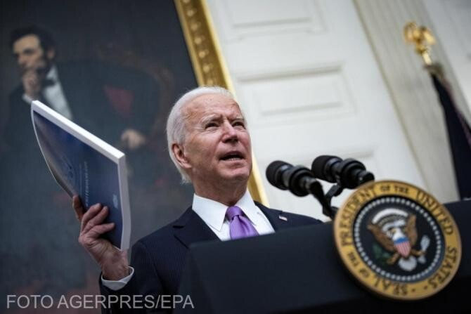 Joe Biden: Acest trist capitol al istoriei noastre ne-a reamintit că democraţia este fragilă