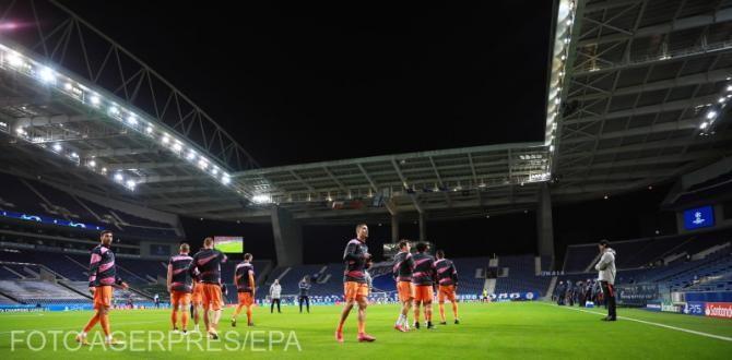 FC Porto - Juventus, 1-0 din minutul 2
