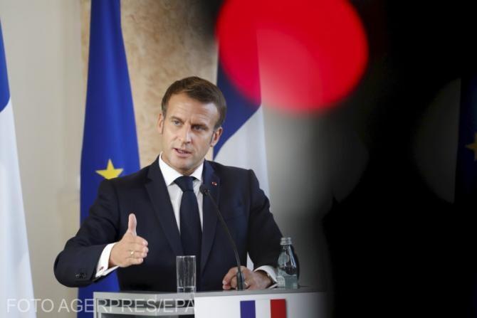Macron a depus proiectul de lege ÎMPOTRIVA radicalismului islamic