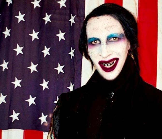 Marilyn Manson ar fi ochit-o pe Evan Rachel Wood de când era adolescentă