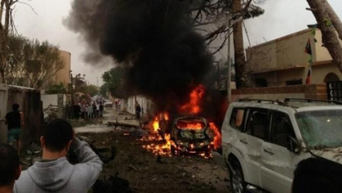 Maşină-capcană, detonată în Afganistan. 5 poliţişti ucişi şi 12 răniţi - Fotografie cu rol ilustrativ