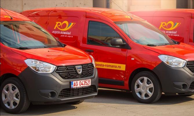 Sursă Foto: Facebook Compania Națională Poșta Română