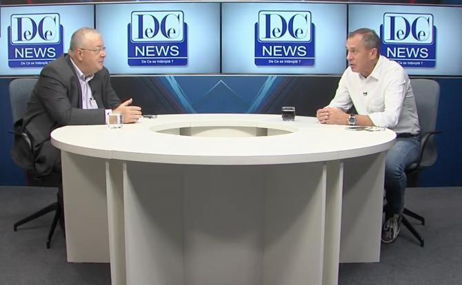 MIERCUREA NEAGRĂ, cu Bogdan Chirieac și Mugur Ciuvică, LIVE la DC News