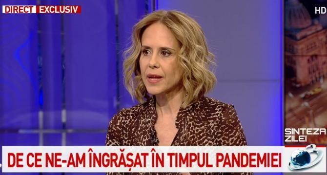 Nutriționistul Mihaela Bilic