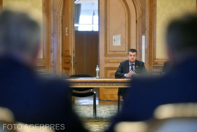 A fost numit managerul interimar al Muzeului Ororilor Comunismului. (FOTO - ministrul Bogdan Gheorghiu)