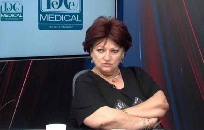 Monica Pop, după TĂIEREA finanțării spitalelor din Sectorul 1: E o GAFĂ politică