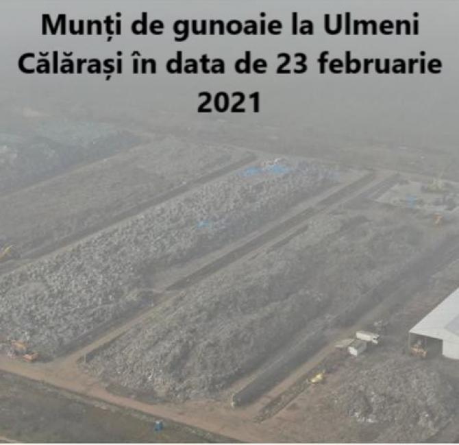 Foto: Asociaţia Cetăţenească Ulmeni Călăraşi