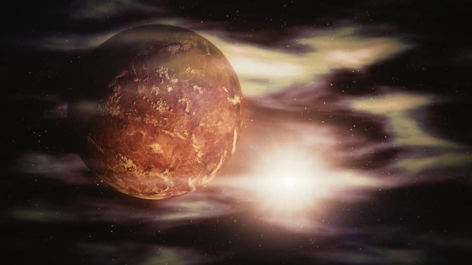 NASA, imagine uimitoare cu partea întunecată a Planetei Venus / Foto cu caracter ilustrativ: Pixabay