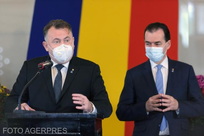Nelu Tătaru, făcut mincinos. Ludovic Orban face fix ce-l acuză unii lideri PNL. Fără reacție după rafala de atacuri din USR