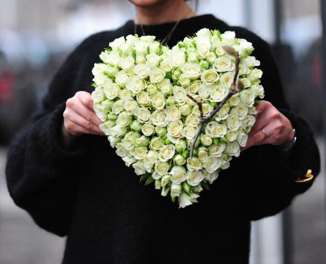 Idei de Valentine's Day și Dragobete. Nicu Bocancea, sugestii de aranjamente florale