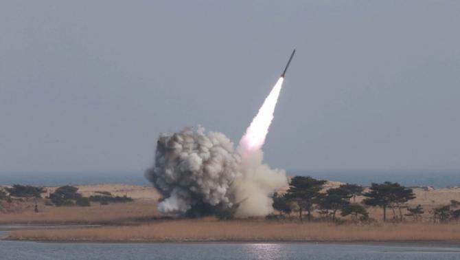 O rachetă balistică și două drone lansate de rebelii din Yemen, interceptate de Arabia Saudită