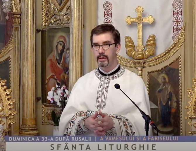 Preot Nicolae Dima a explicat de ce trupul nostru este doar un măgăruș.