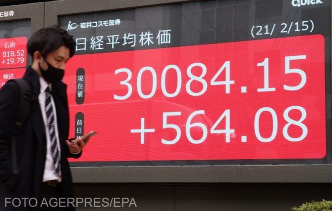 Nikkei 225 este principalul index bursier din Japonia