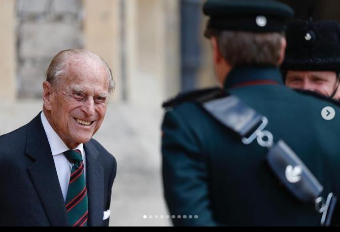 Captură Foto: Instagram / Royal Family