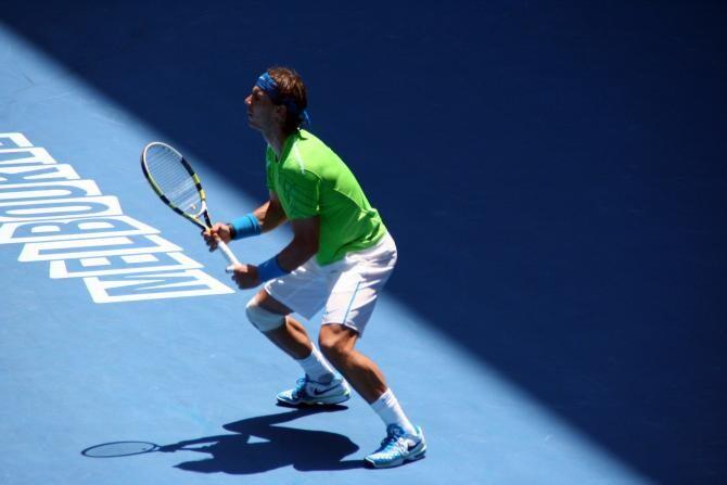 Rafael Nadal, înjurat la Australian Open. Sursa: Pixabay