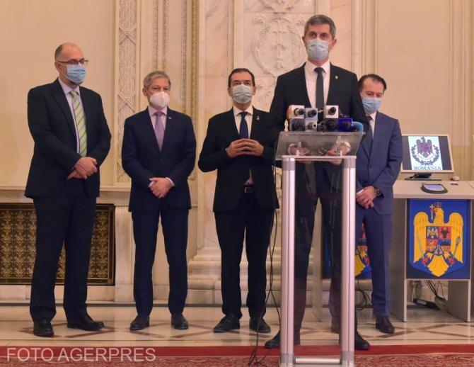 Lipsa de comunicare, problemă în coaliţie, spune Rareş Bogdan