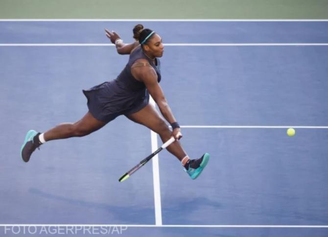 Simona Halep va juca cu Serena Williams. Când a învins-o ultima dată