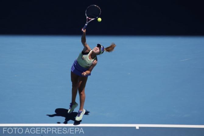 Sofia Kenin, deţinătoarea titlului, eliminată în turul secund la Australian Open 2021
