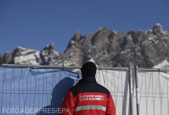 Autoritățile din Italia au decis ca stațiunile de schi să rămână închise.