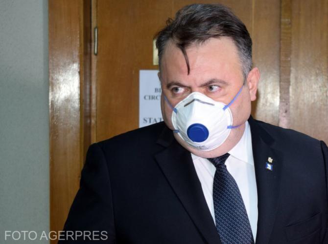 Tătaru: OUG care permite spitalelor să facă reparaţii cu fonduri europene se află în continuare la Guvern