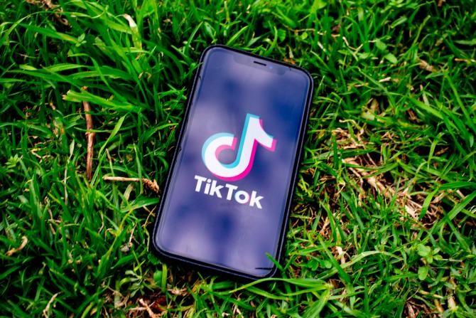Tik Tok, sponsor oficial al Euro 2021. Sursa: Pixabay