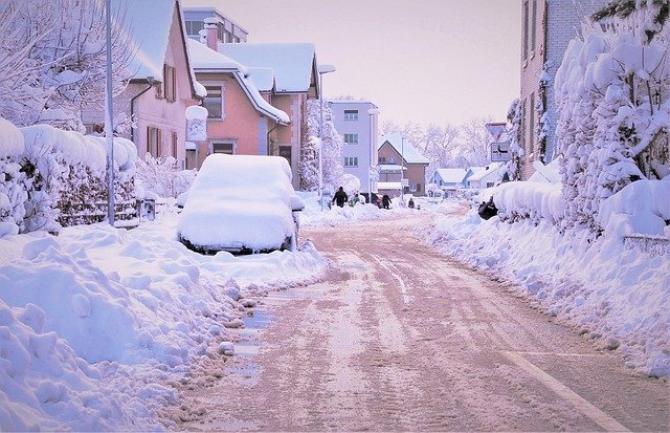 Val de aer polar în România. ANM, prognoza meteo. Urmează NINSOARE și GER. Temperaturi de -10 grade ziua/ Foto Pixabay
