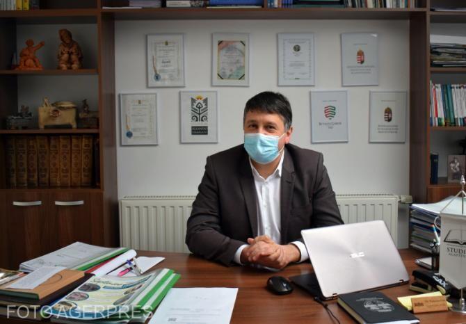 Dr. Vass Levente spune ce ar face el pentru readucerea încrederii în HoReCa