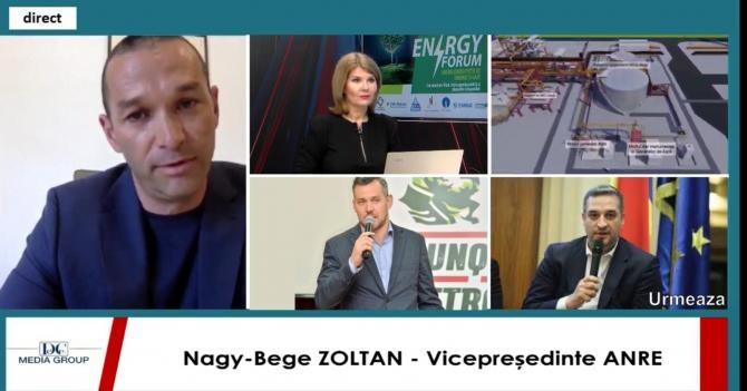 Vicepreședintele ANRE, Nagy-Bege Zoltan, la DCNewsTV