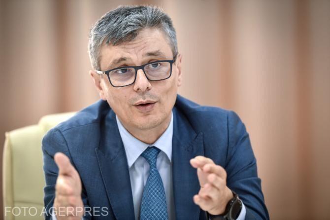 Ministrul Energiei, Virgil Popescu