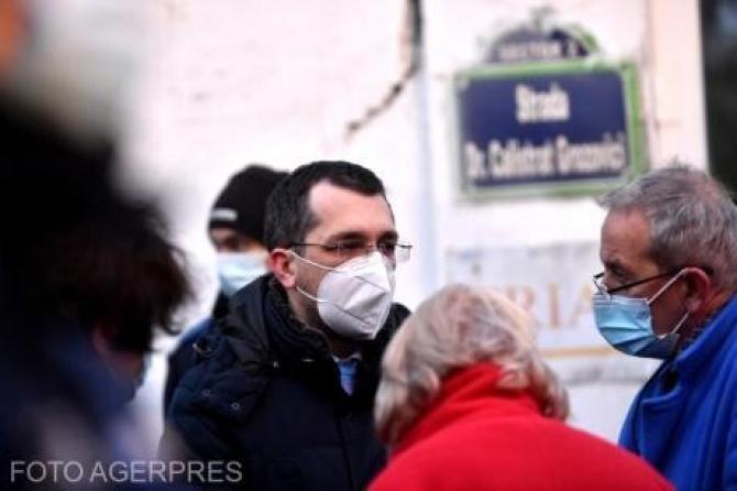 """""""Responsabili și responsabilități""""-ce NU a făcut Vlad Voiculescu în Ministerul Sănătății"""