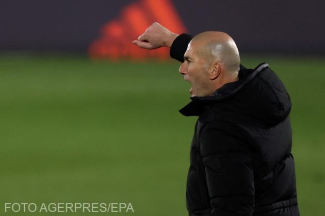 Zidane are un viitor incert