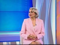 Mirela Vaida, atacată în direct / Captură Antena1