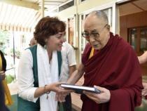 Covid-19. Dalai Lama s-a vaccinat