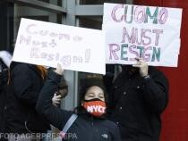 Andrew Cuomo, forțat să demisioneze de protestatari