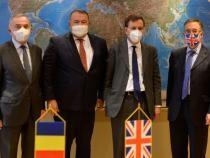 Mihai Daraban; Prioritar pentru România este păstrarea excedentului balanței comerciale înregistrat în relația cu Marea Britanie