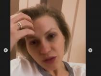 Mirela Vaida a spus că este încă în stare de șoc după ce o femeie a intrat în platou și a aruncat cu un bolovan spre ea.