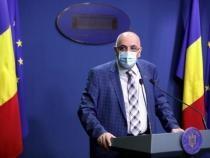 Arafat explică de ce a fost evacuat spitalul Foişor. Sursă foto: Gov.ro