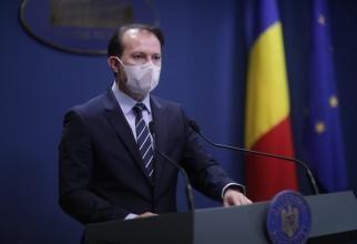Premierul Florin Cîțu / Foto: gov.ro