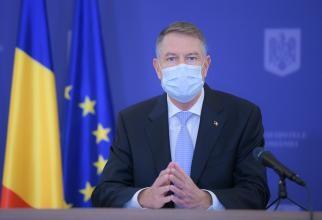 Iohannis: Să nu aibă cineva impresia că, dacă a venit primăvara, s-a terminat pandemia