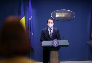 TENSIUNI Cîțu - Voiculescu. Premierul cere control la Ministerul Sănătății