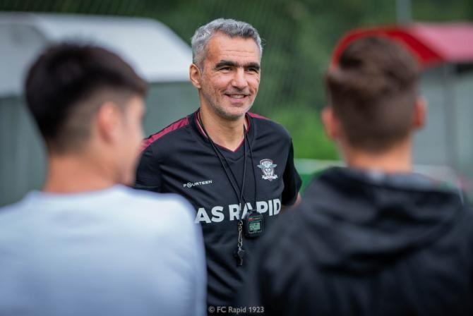 Sursă foto: FC Rapid