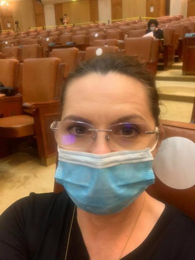 Facebook Adriana Săftoiu