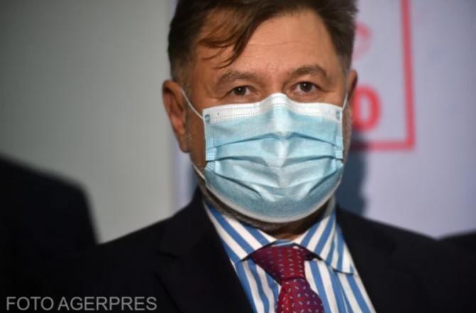 Alexandra Rafila: Ne găsim acum în situaţia în care, practic, secţiile de terapie intensivă alocate pacienţilor cu noulcoronavirus, sunt pline